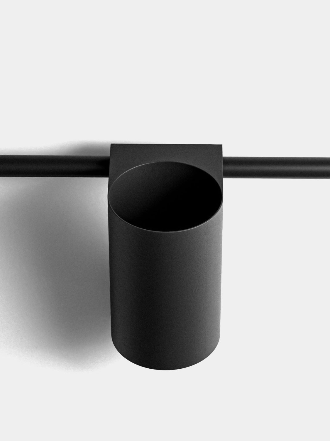 Hang Something in a Cylinder